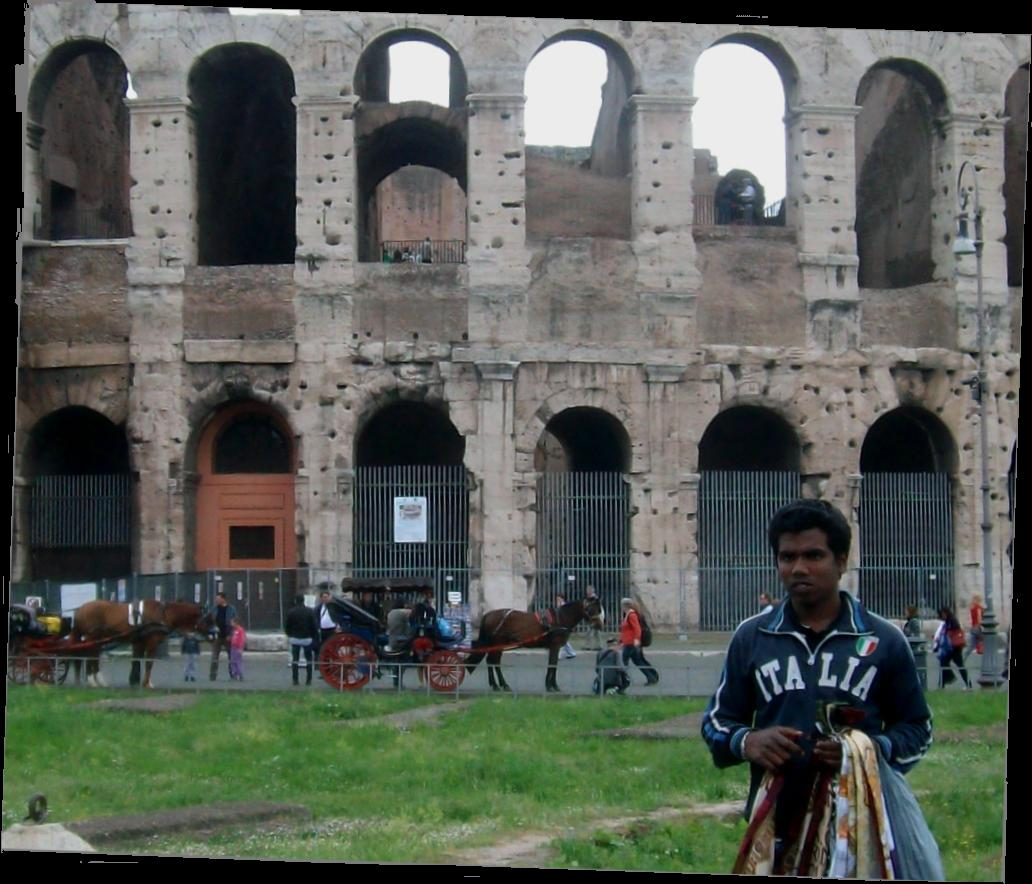 Scuro-mercante-al-Colosseo-Foto-Guido-Comin