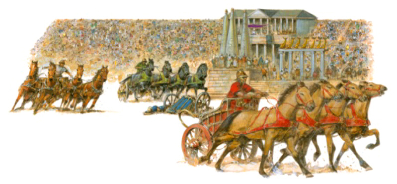 Circus Maximus - by Dorling Kindersley